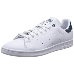 Adidas Baskets cuir Stan Smith Blanc - Taille 36;37 1/3;38;42