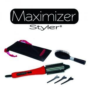 Venteo BROSSE03 - Brosse chauffante Maximizer Styler