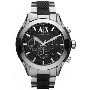 Giorgio Armani AX1214 - Montre pour homme Quartz Chronographe
