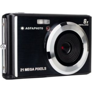 AgfaPhoto Appareil photo Compact DC5200 ROUGE