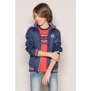 Deeluxe Blouson enfant - hauts bleu - Taille 10 ans,12 ans,14 ans,16 ans