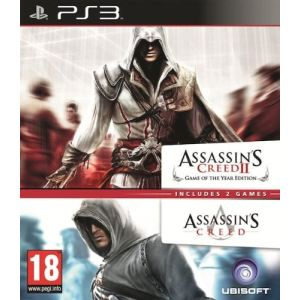 Assassin's Creed + Assassin's Creed II [PS3]