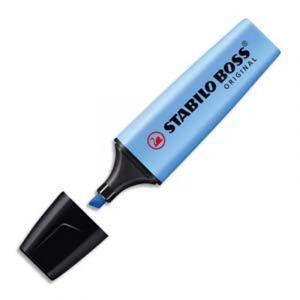 Stabilo Boss - Surligneur Bleu