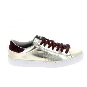 Victoria Chaussures BASKET METALISEE