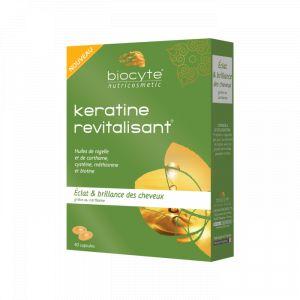 Biocyte Kératine Revitalisant - 40 gélules