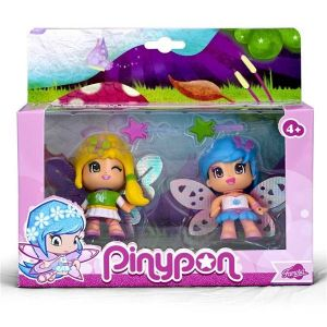 Famosa Pinypon Coffret 2 figurines Fées