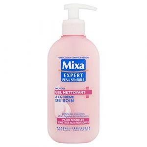 Mixa Gel nettoyant à la crème de soin