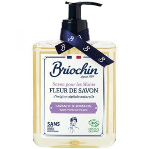 Briochin Fleur de savon - Savon pour les mains bio