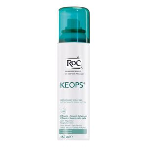 ROC Keops - Déodorant sec spray