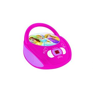 Lexibook Radio lecteur CD Disney Princess