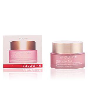 Clarins Multi-Active Jour - Crème premières rides antioxydante toutes peaux