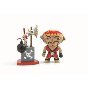 Djeco Figurine Arty Toys Les pirates Poulpus