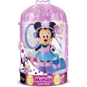 IMC Toys Minnie Fashionista Fitness - Figurine 15 cm