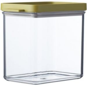 Rosti mepal Boîte de conservation Mepal rectangulaire Omnia 1100 ml nordic lemon