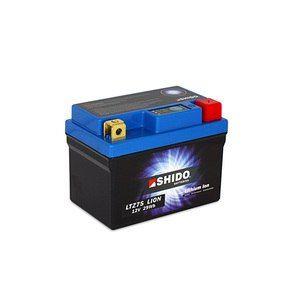 Shido Batterie Lithium LTZ7S