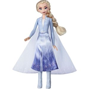 Hasbro Disney Les Reine des Neiges 2 - Elsa ou Anna Robe lumineuse