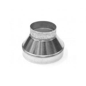 Winflex Ventilation Réducteur métal 100-125 mm