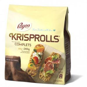 Krisprolls Kris complets 240g