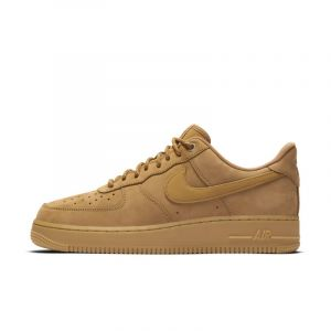 Nike Chaussure Air Force 1'07 WB pour Homme - Or - Taille 43 - Male