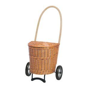 Andersen Chariot à courses Korb Natura Crème
