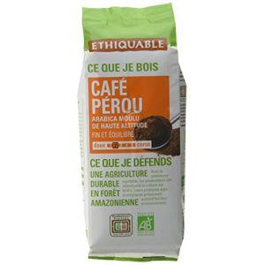 Ethiquable Café Moulu Perou BIO 250g