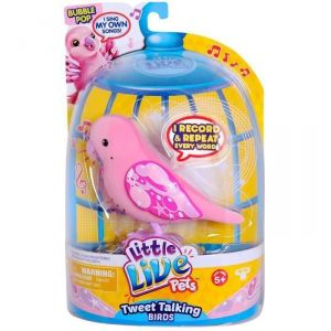 Kanaï Kids Little Live Pets oiseau Bulle Pop