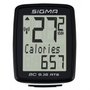 Sigma BC 9.16 ATS Compteur Vélo Sport Topline