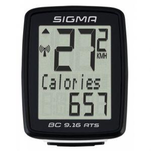 Sigma BC 9.16 ATS Compteur Vélo Sport Topline