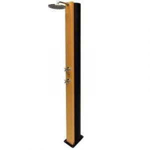 Crm Douche Solaire Orange - avec accessoire, Robinet - 40L