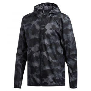 Adidas Veste coupevent Own the Run Camouflage Imprimé - Taille L