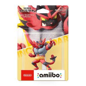 Nintendo Figurine Amiibo Amiibo Félinferno N°79 SSB