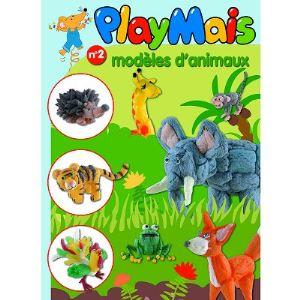PlayMais Livre d'inspiration N°2 : Animaux