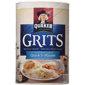 Quaker Grits - Quick 5 Minutes