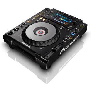 Pioneer CDJ-900NXS - Platine CD MP3 DJ