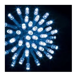 Guirlande lumineuse Technobright 50 m Bleu 500 LED CT