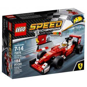 Lego Speed Champions - Scuderia Ferrari Sf16-H - 75879