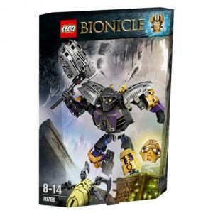 Lego 70789 - Bionicle : Onua Maître de la terre