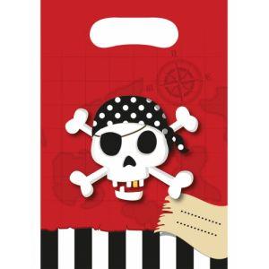 Sachets bonbons Pirate