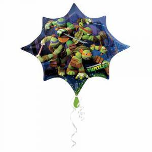 Amscan Ballon hélium Tortues Ninja