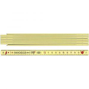BMI Mètre-ruban 936990200 2 m plastique 1 pc(s)