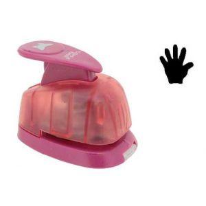 Vaessen Creative Mini perforatrice 0,95cm - main gauche