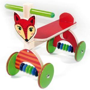 Hess-Spielzeug Porteur renard