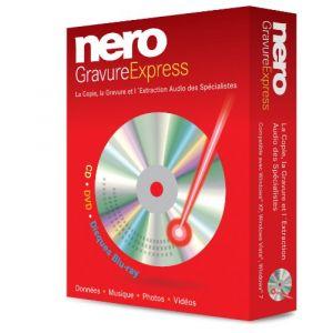 Nero Gravure Express pour Windows