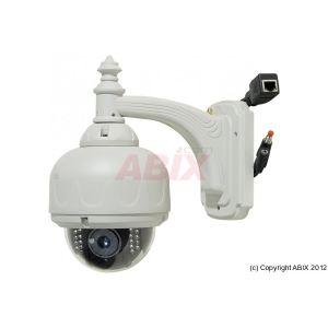 050829 - Caméra de surveillance IP dôme wifi motorisée