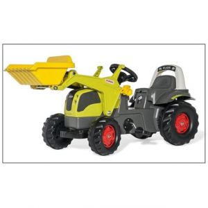 Rolly Toys Tracteur à pédale Rolly kid Claas Elios