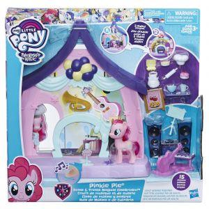 Hasbro Le cours de musique et de cuisine de Pinkie Pie My Little Pony