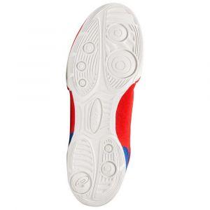 Asics 1084A007 Matflex 6 GS Youth Chaussures de Lutte pour garçon - Rouge - Red, 32.5 EU