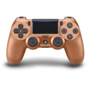 Sony Manette PS4 Dual Shock Metallic Copper