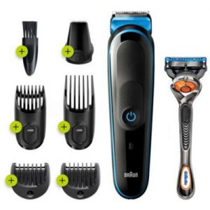 Braun MGK 3245 - Tondeuse barbe et cheveux