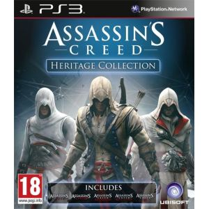 Assassin's Creed Heritage Collection [PS3]